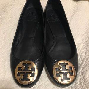 EXCELLENT CONDITION Tory Burch Reva Ballet Flats